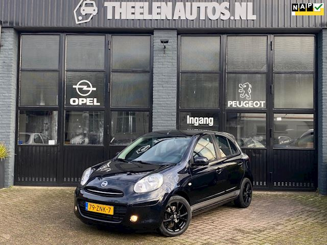 Nissan Micra 1.2 DIG-S Connect EditionSR,98PK!,