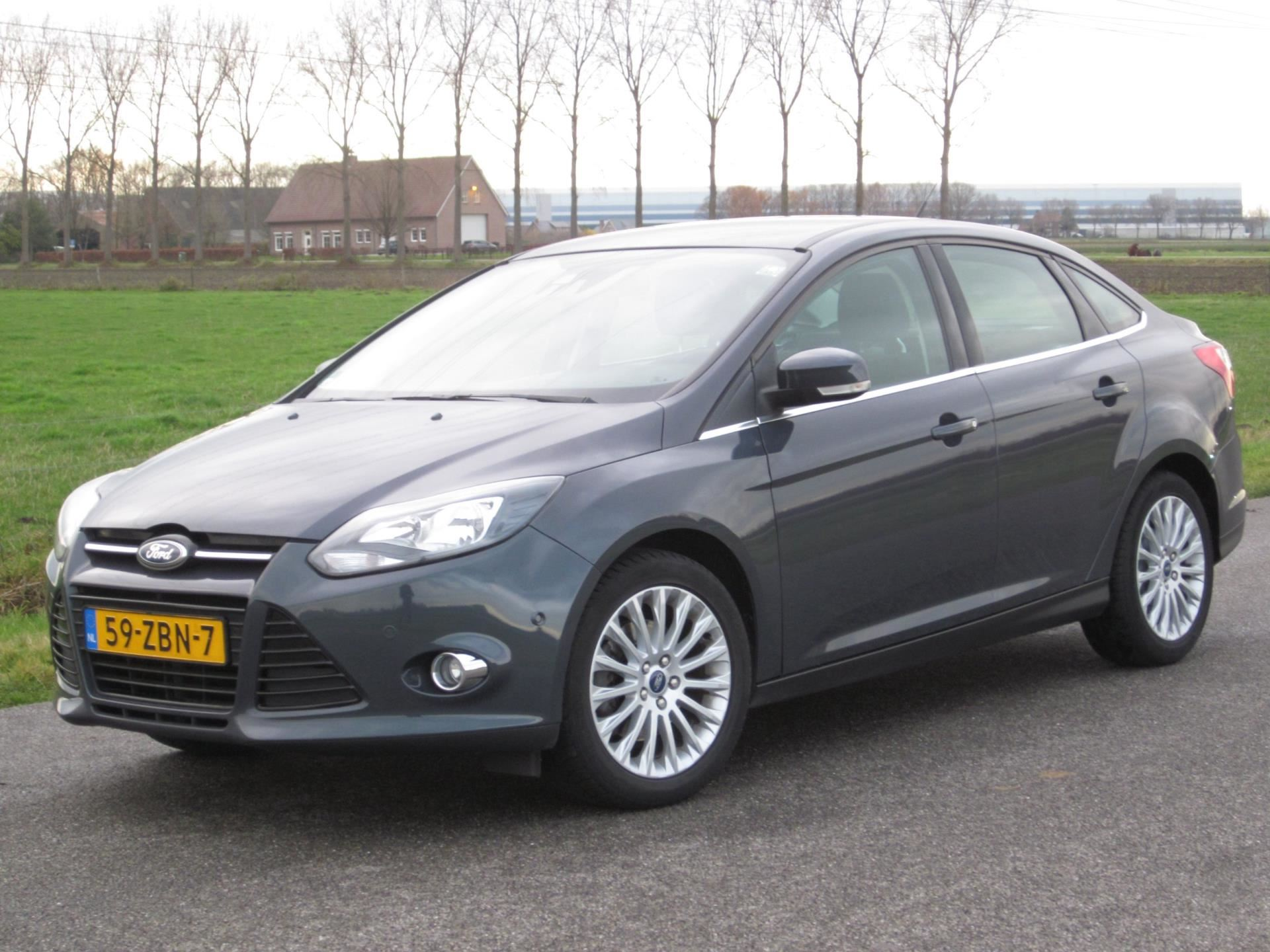 Ford Focus occasion - Auto4Motion
