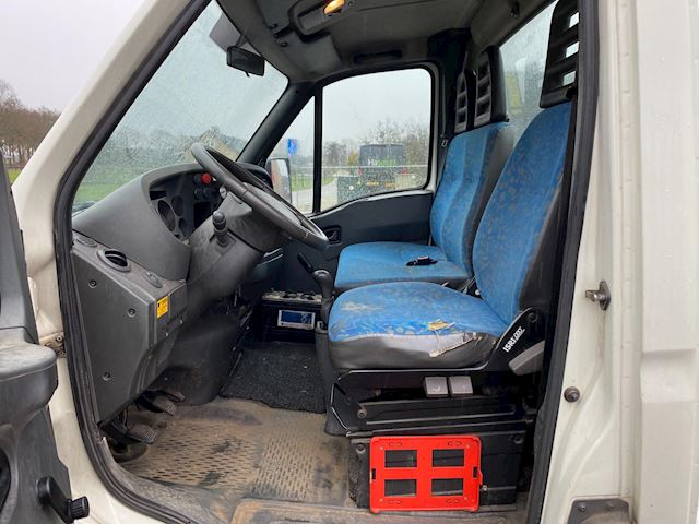 Iveco Daily 40 C 13 300 10 ton tons BE trekker