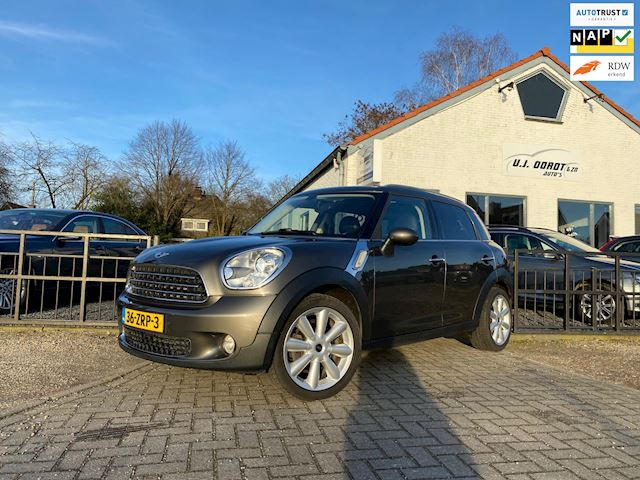 Mini Mini Countryman 1.6 Cooper Chili in nette staat!