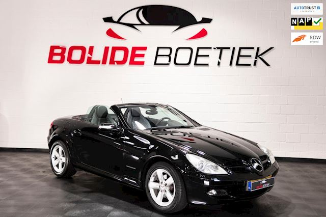 Mercedes-Benz SLK-klasse 200 K. |Lederen Bekl. |Cruise control |NL-Auto | Aantoonbaar onderhoud