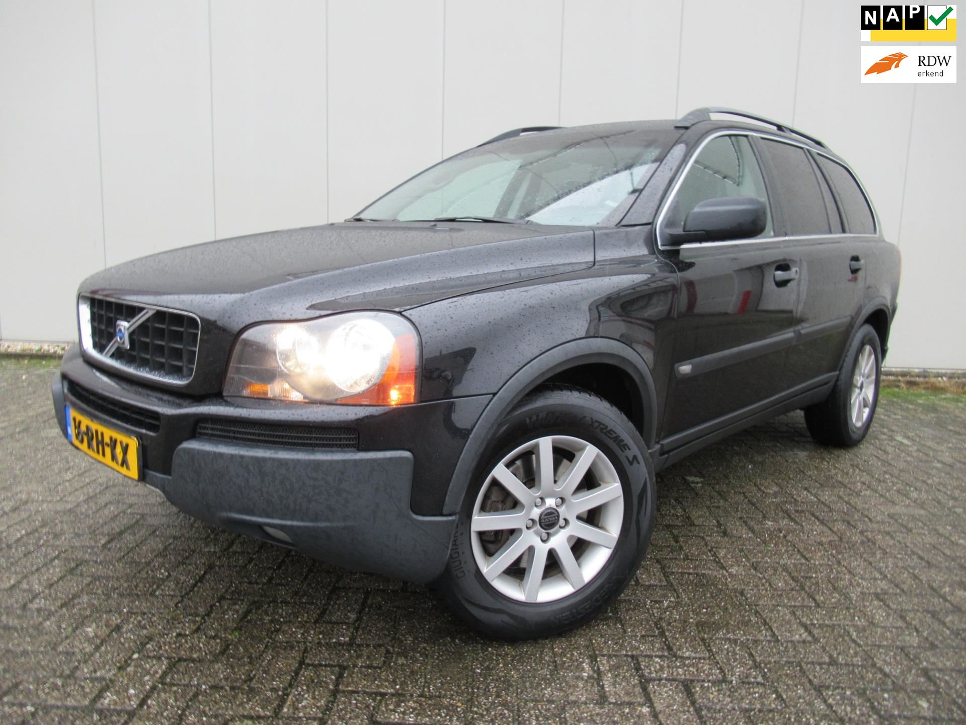 Volvo XC90 occasion - FR Cars