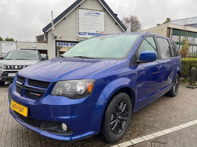 Dodge Grand Caravan VOYAGER GRIJS KENTEKEN 3.6 V6 LPG/FULL OPTIONS