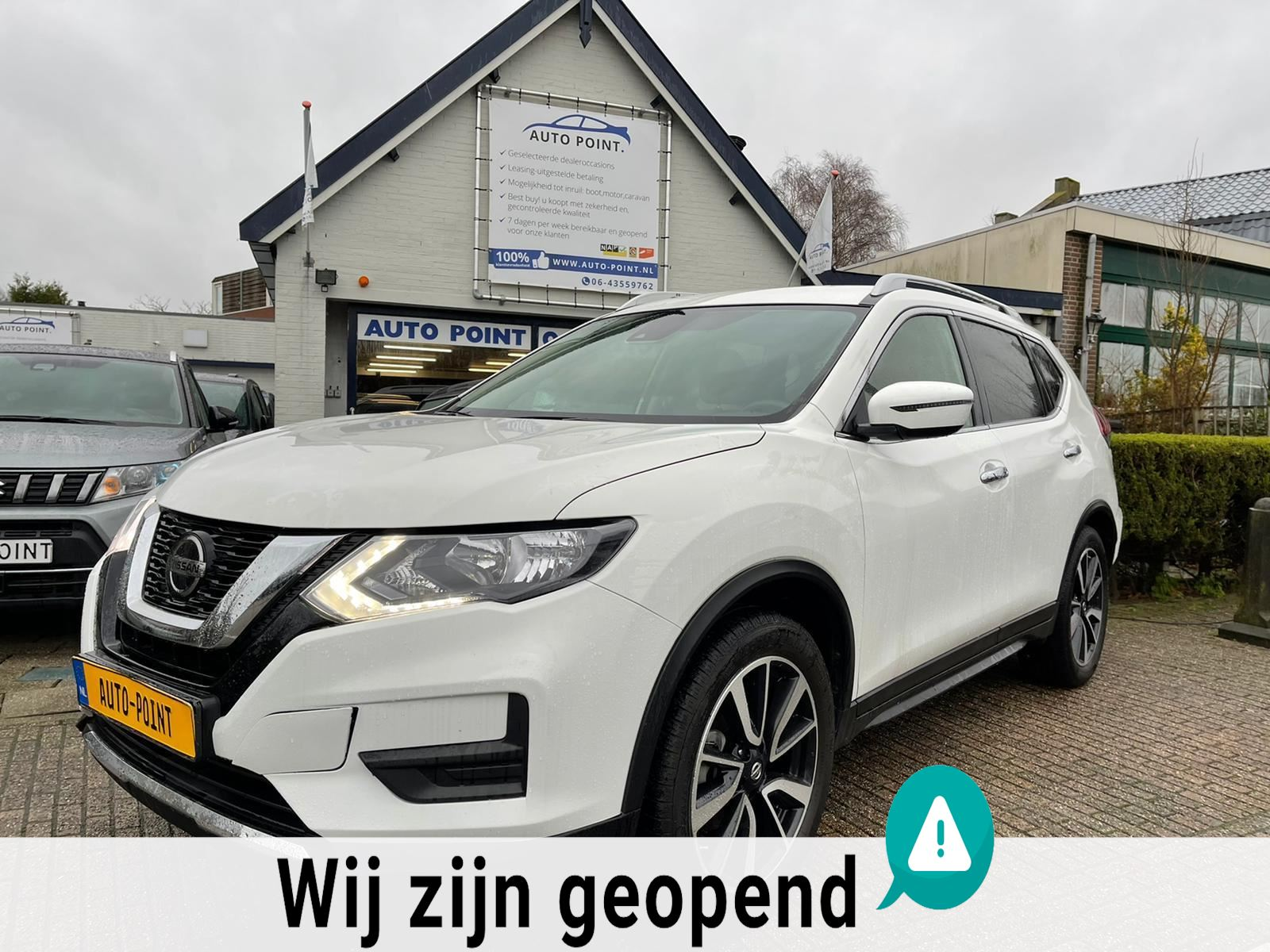 Nissan X-Trail occasion - Auto Point
