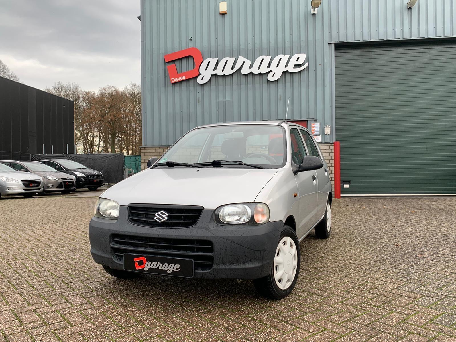 Suzuki Alto occasion - Dave's Garage