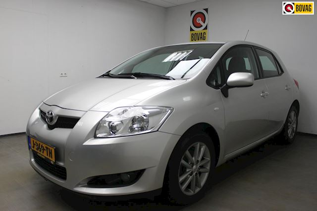 Toyota Auris 1.6-16V Sol|AUTOMAAT|BOVAG-GARANTIE|AIRCO|APK|FLIPPERS