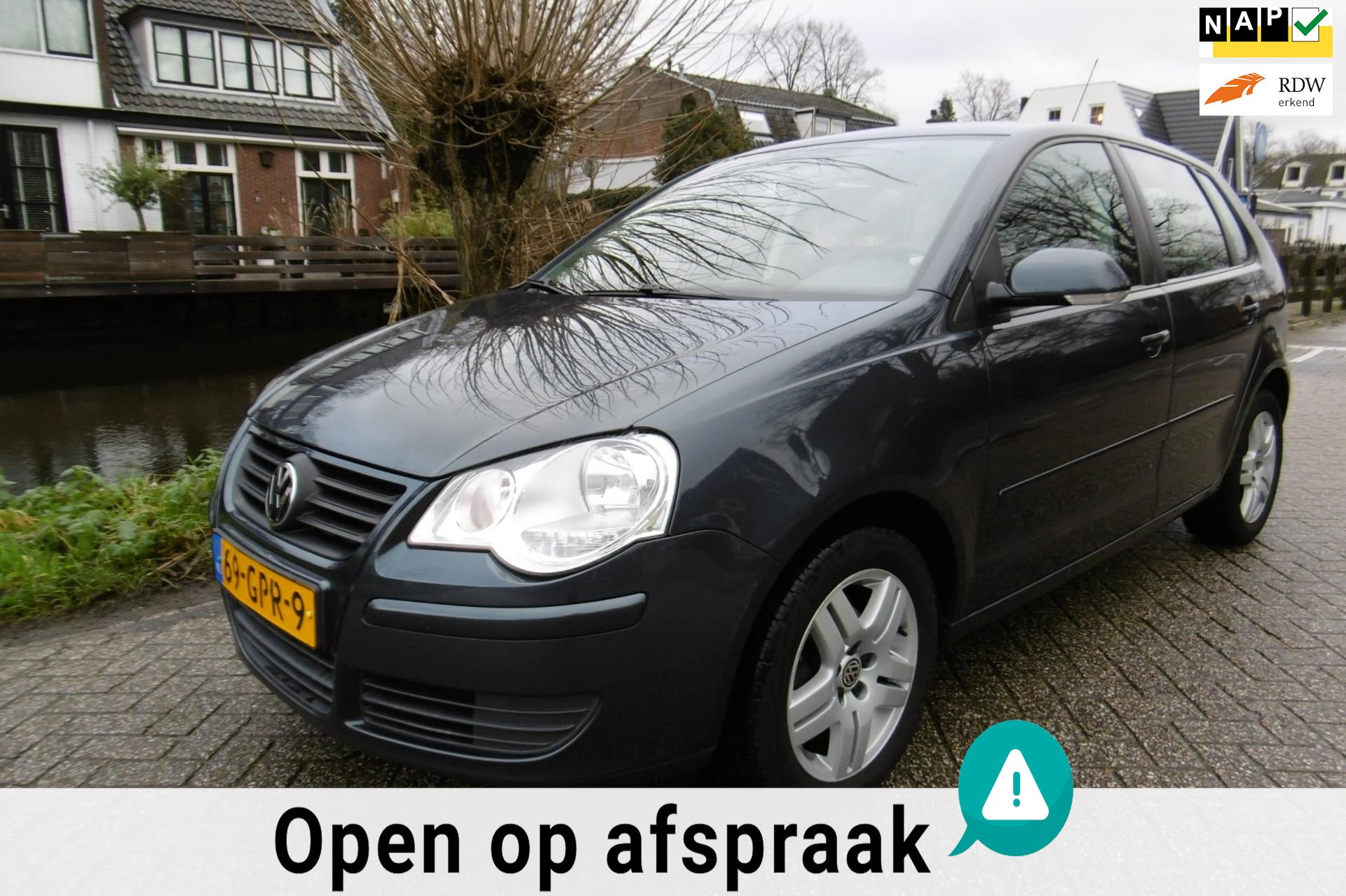 Volkswagen Polo occasion - Occasiondealer 't Gooi B.V.