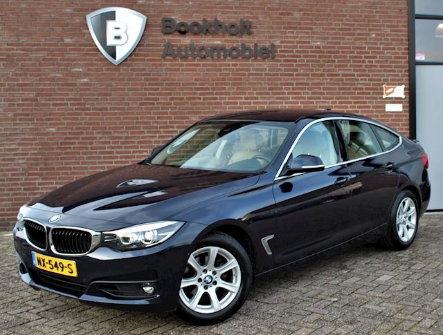 BMW 3-serie Gran Turismo 320i GT, HUD, 360-camera, LED, LCI-model, High Executive