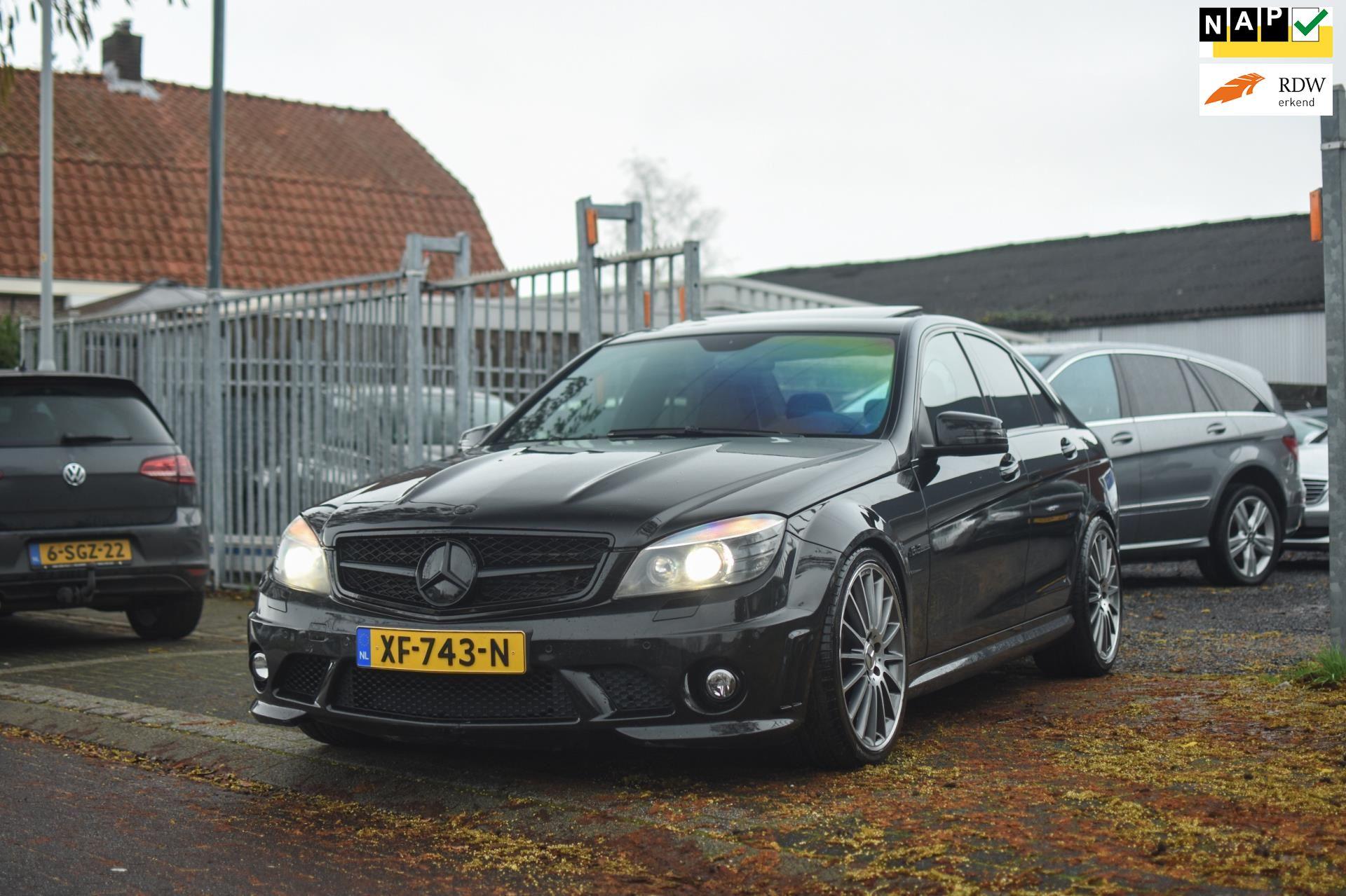 Mercedes-Benz C-klasse occasion - Wim de Ruiter Auto's