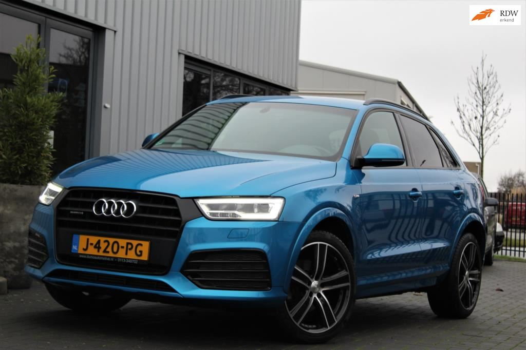 Audi Q3 occasion - DUMO Automotive