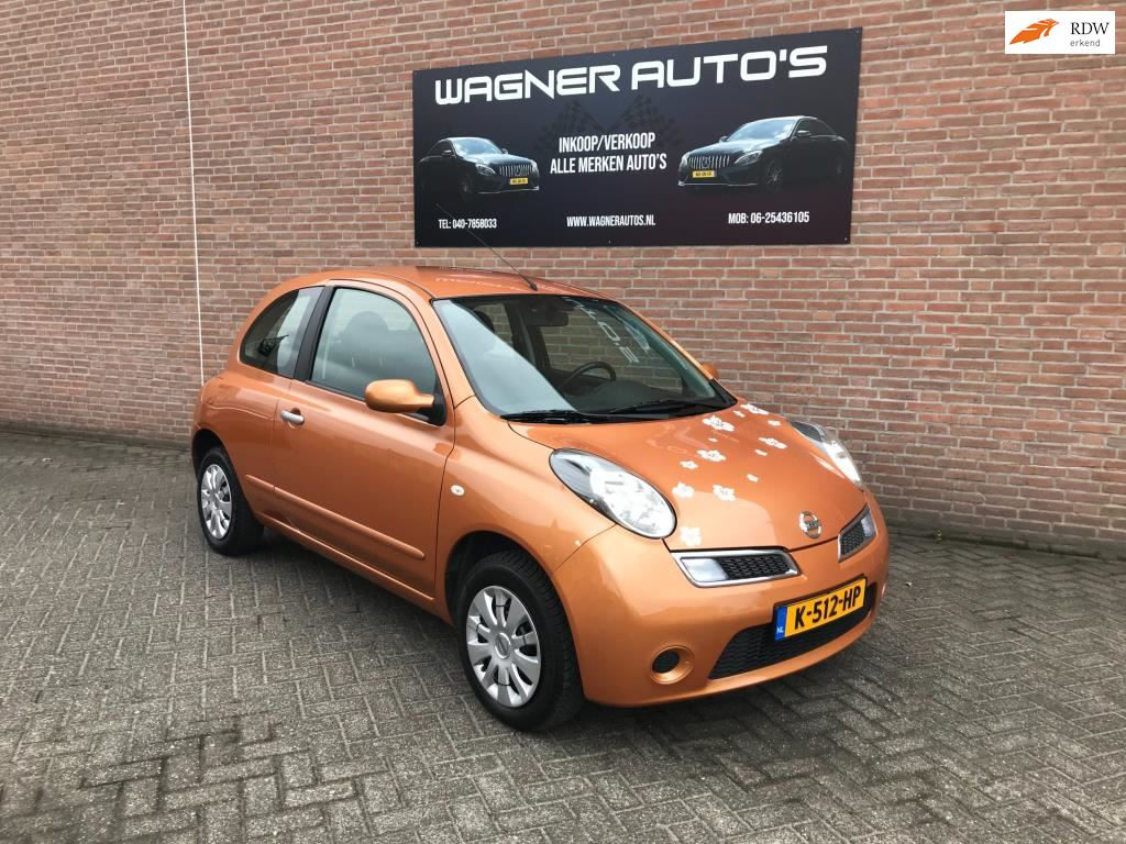 Nissan Micra occasion - Wagner Auto's