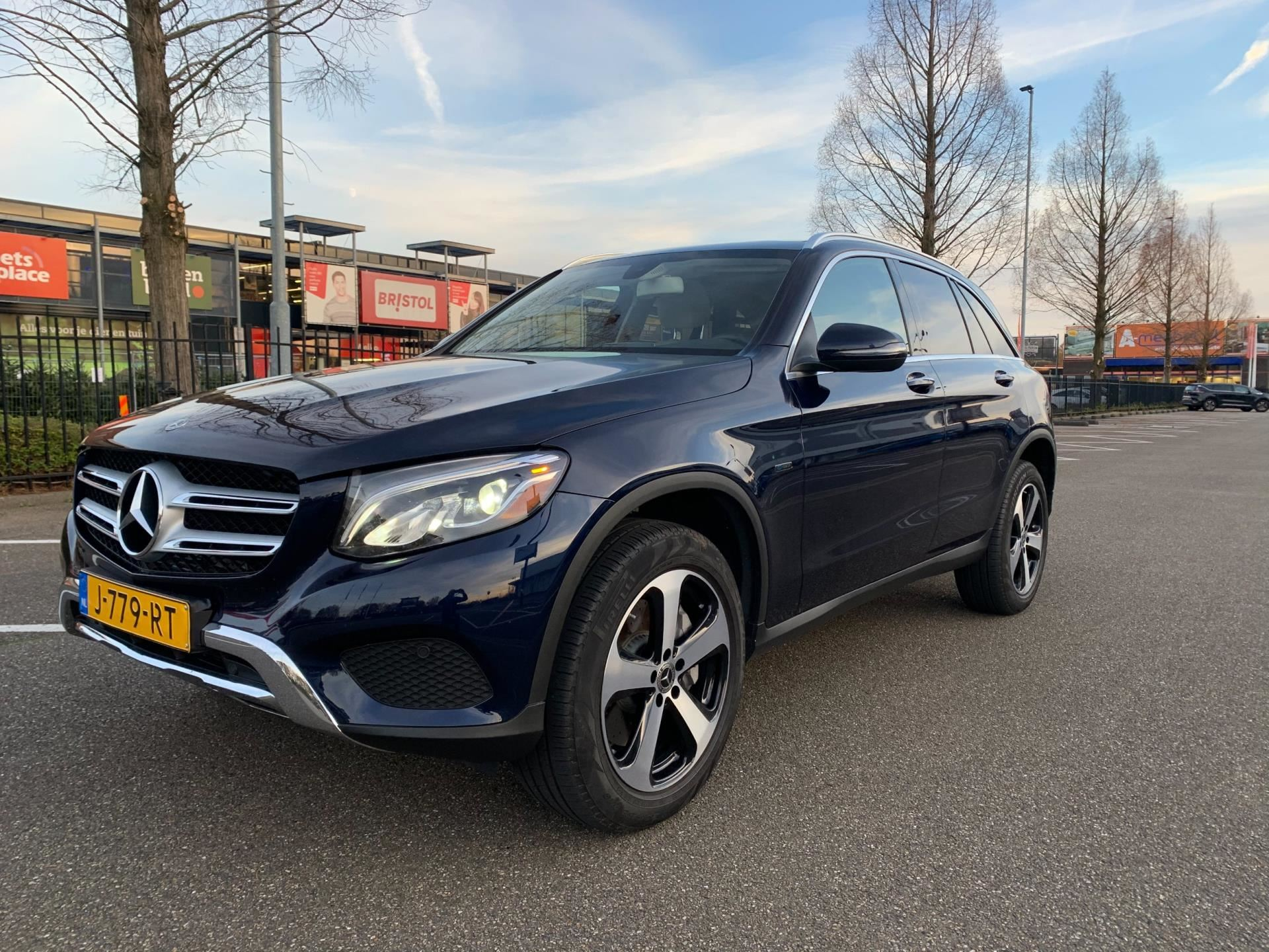 Mercedes-Benz GLC-klasse occasion - Braam Classics