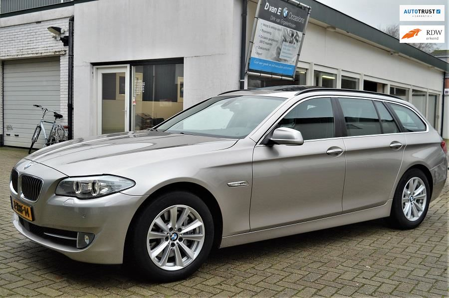 BMW 5-serie Touring occasion - D van E Occasions