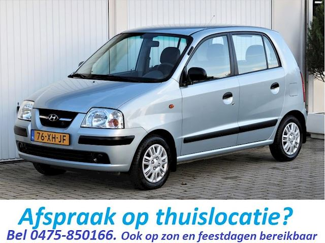 Hyundai Atos 1.1i Active Young NWE APK-NWE BANDEN-COMPLETE HISTORIE