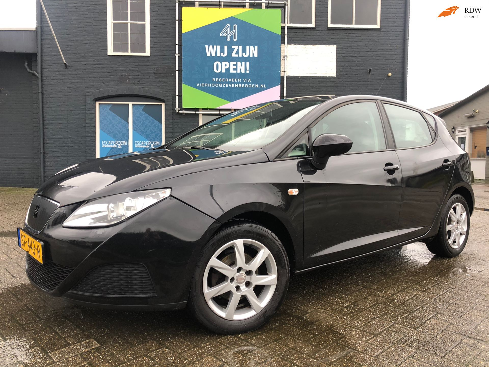Seat Ibiza occasion - Limited Car