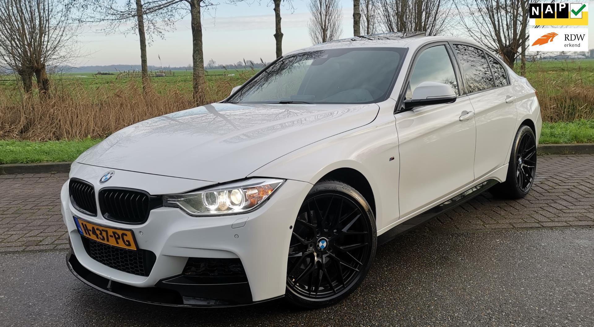 BMW 3-serie occasion - Car Trade Nass