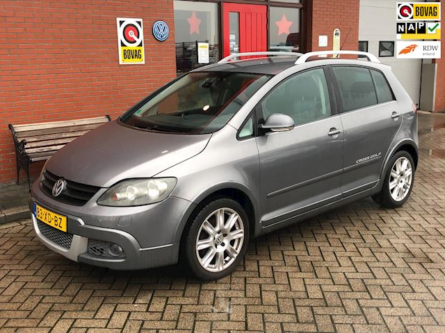 Volkswagen Golf 1.4 TSI Cross