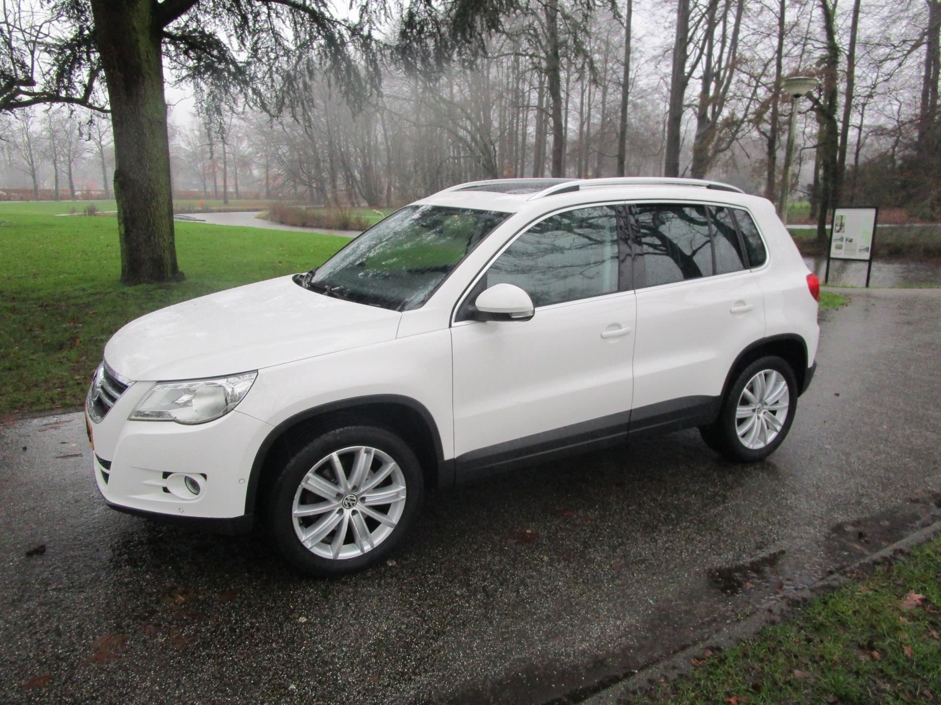 Volkswagen Tiguan occasion - Auto Tewes