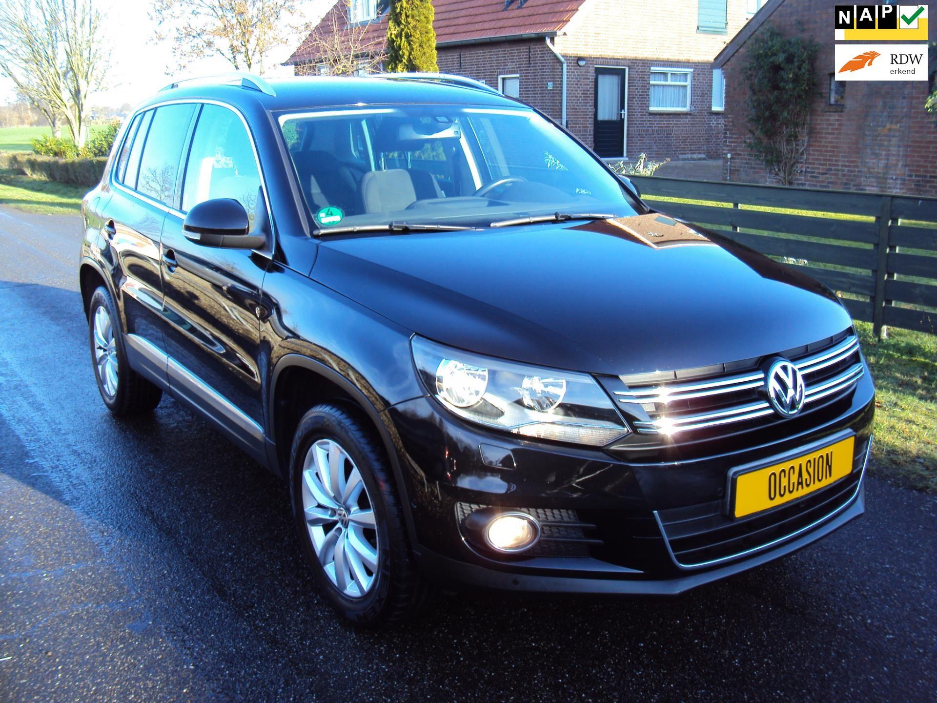 Volkswagen Tiguan occasion - Autobedrijf Berentsen