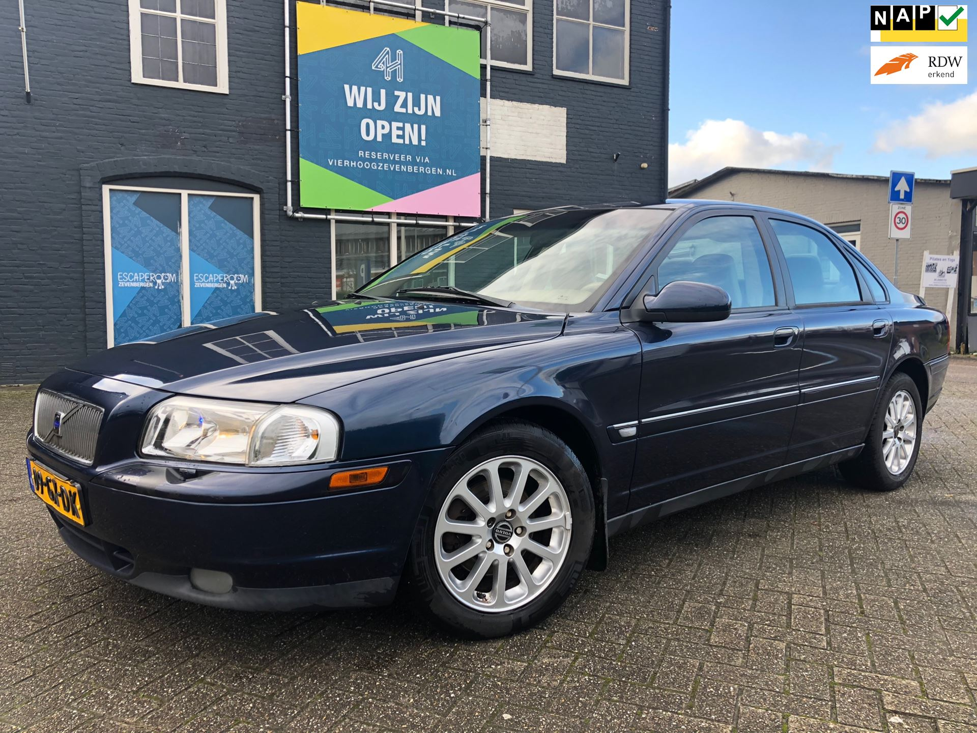 Volvo S80 occasion - Limited Car