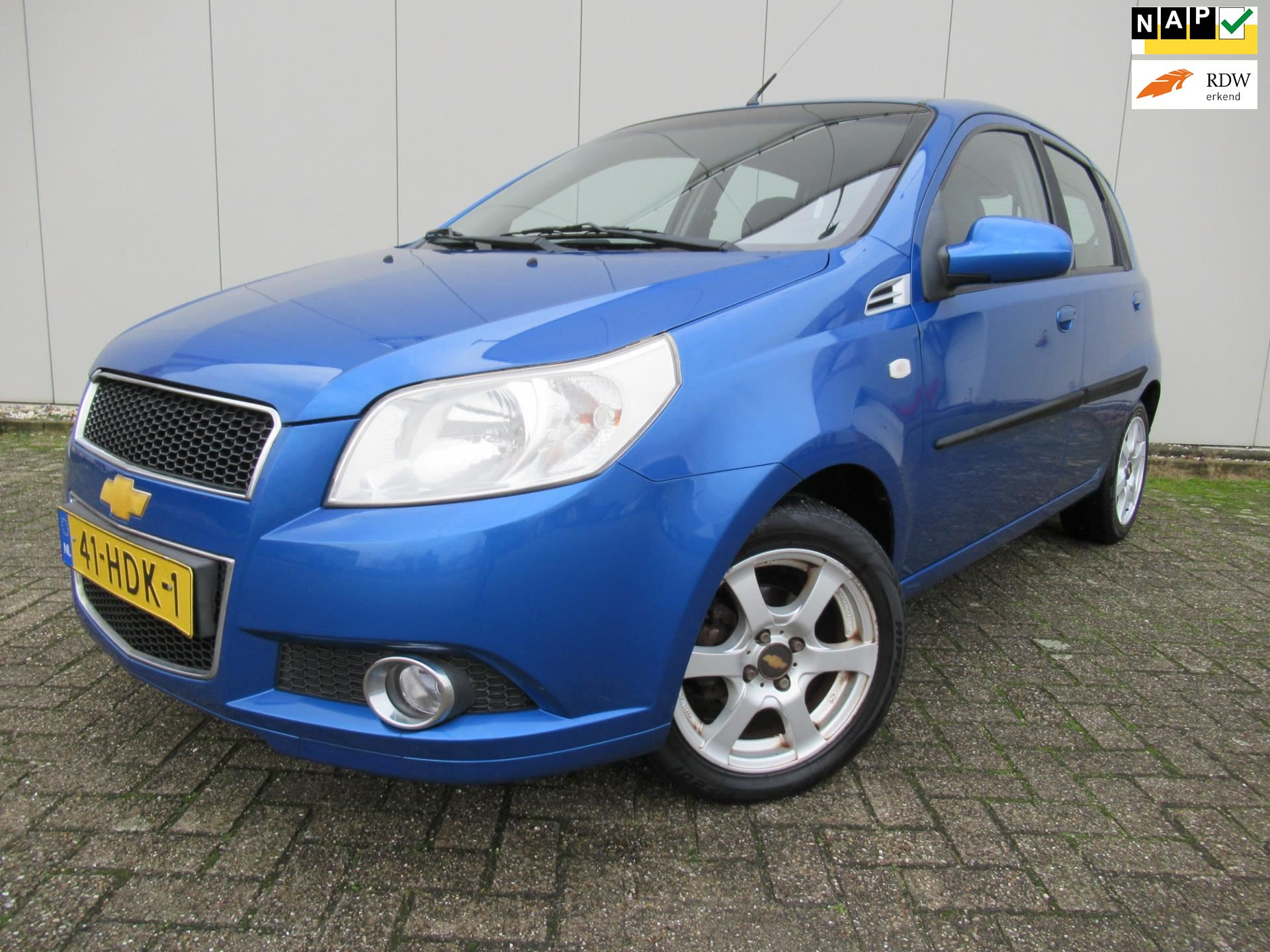 Chevrolet Aveo occasion - FR Cars