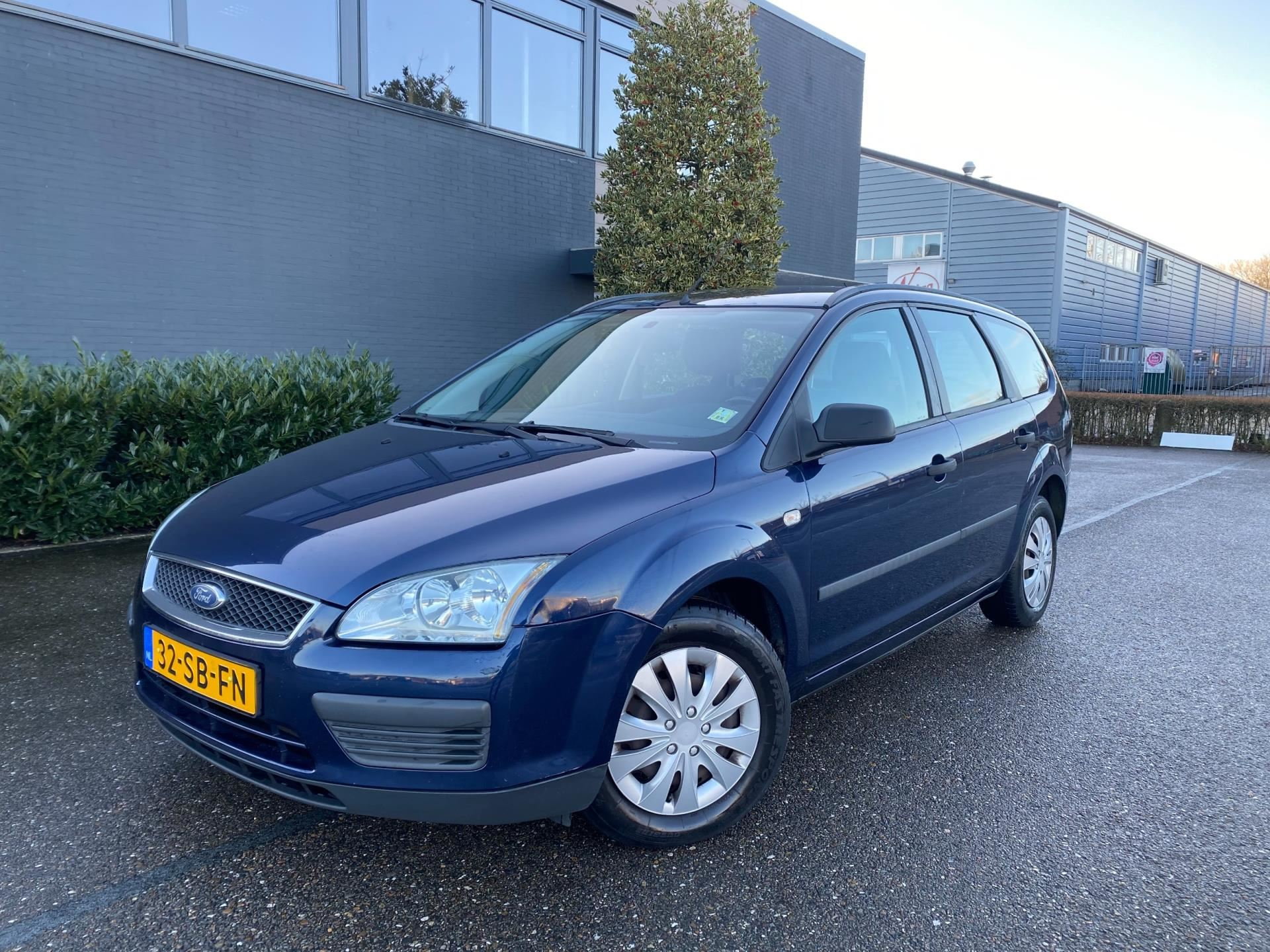Ford Focus Wagon occasion - Autohandel Honing