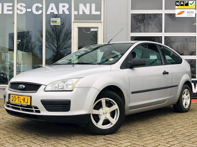 Ford Focus 1.4-16V Trend, Airco, Cruise Cr. APK, Nette Staat!!