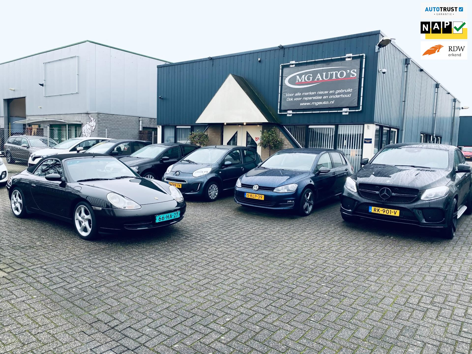 Ford Focus occasion - MG Auto's