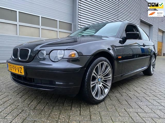BMW 3-serie Compact occasion - LVG Handelsonderneming