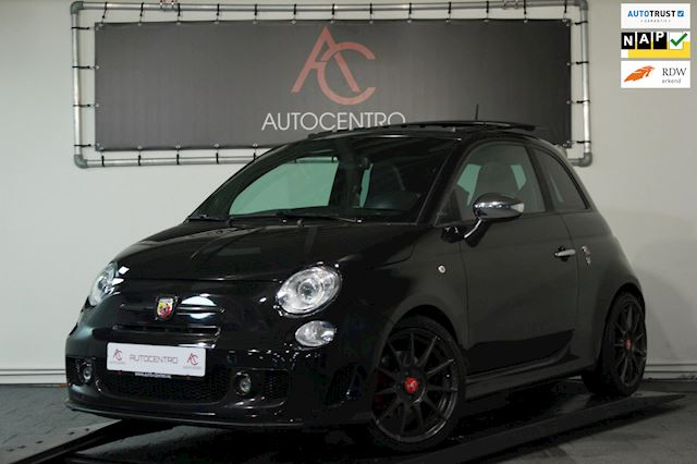 Fiat 500 1.4 T-Jet Abarth Turismo 595 / Panorama / Automaat / Leder