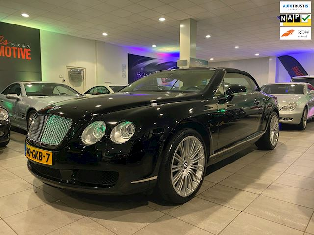Bentley Continental GT occasion - SINGELS AUTOMOTIVE