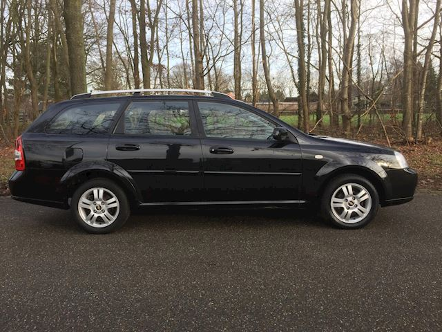 Chevrolet Nubira Station Wagon 1.8-16V Class, automaat, airco