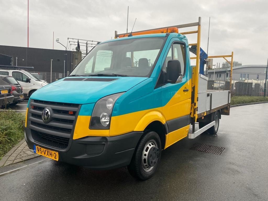 Volkswagen Crafter occasion - A2 Auto's