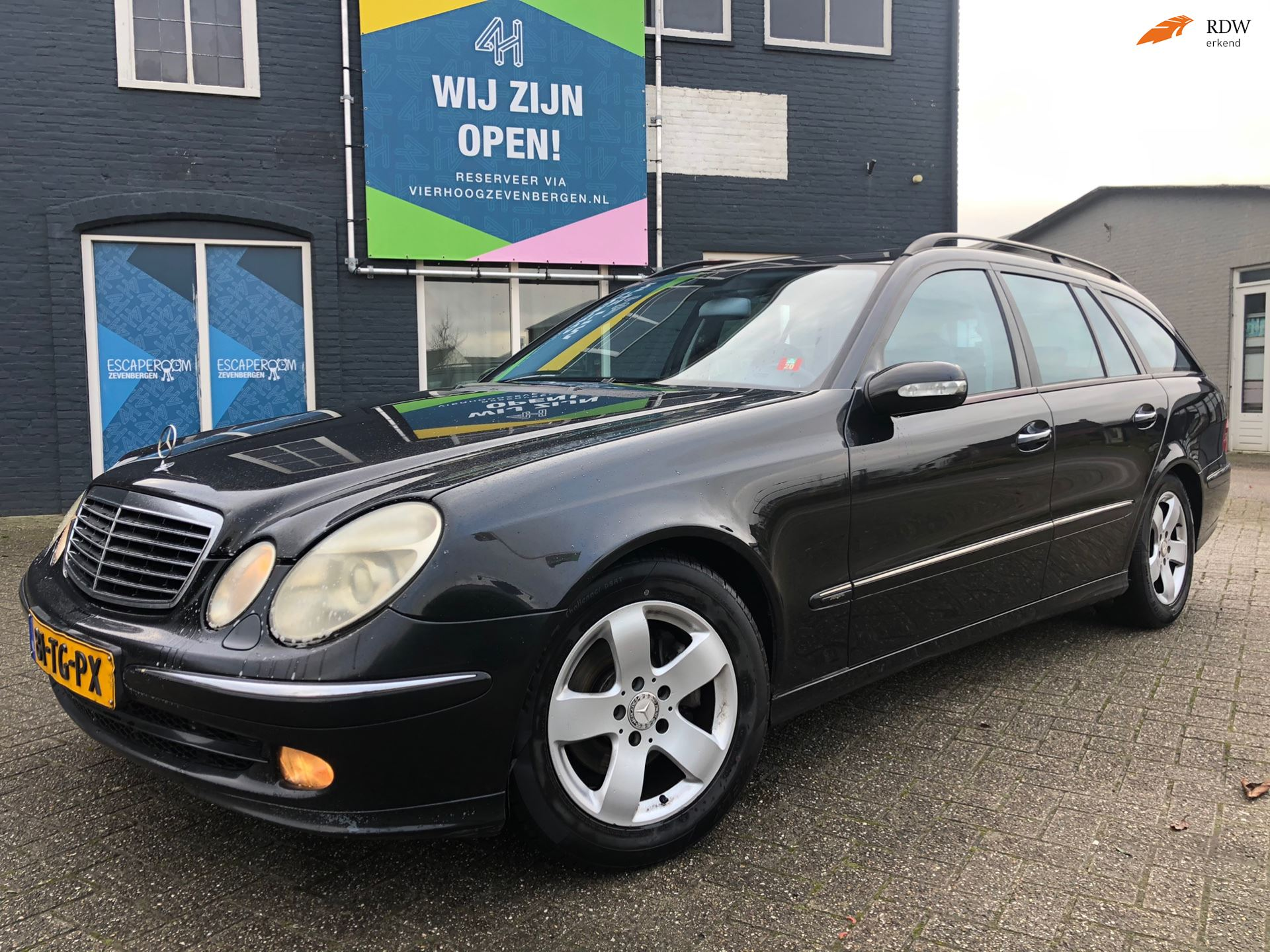 Mercedes-Benz E-klasse Combi occasion - Limited Car