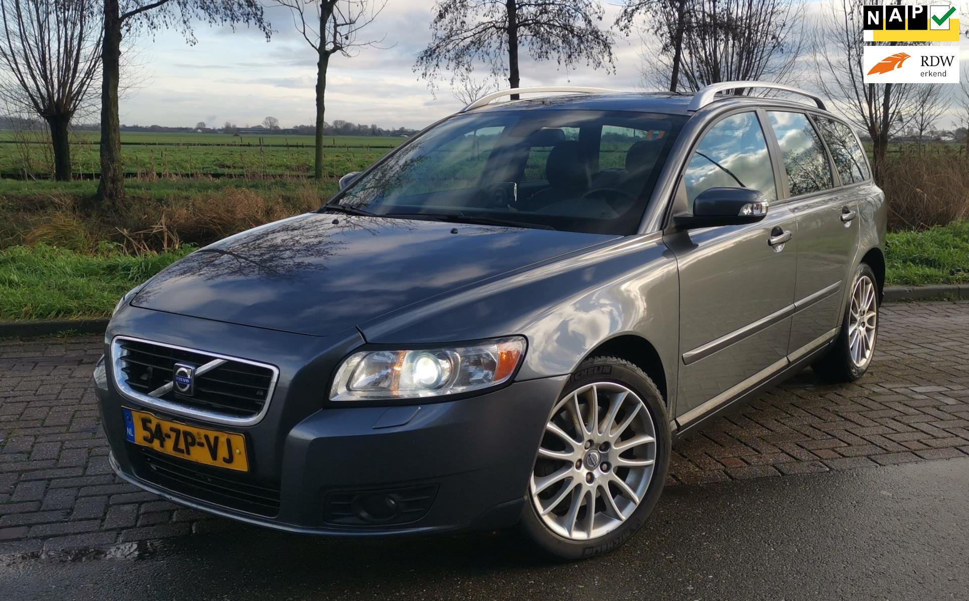 Volvo V50 occasion - Car Trade Nass
