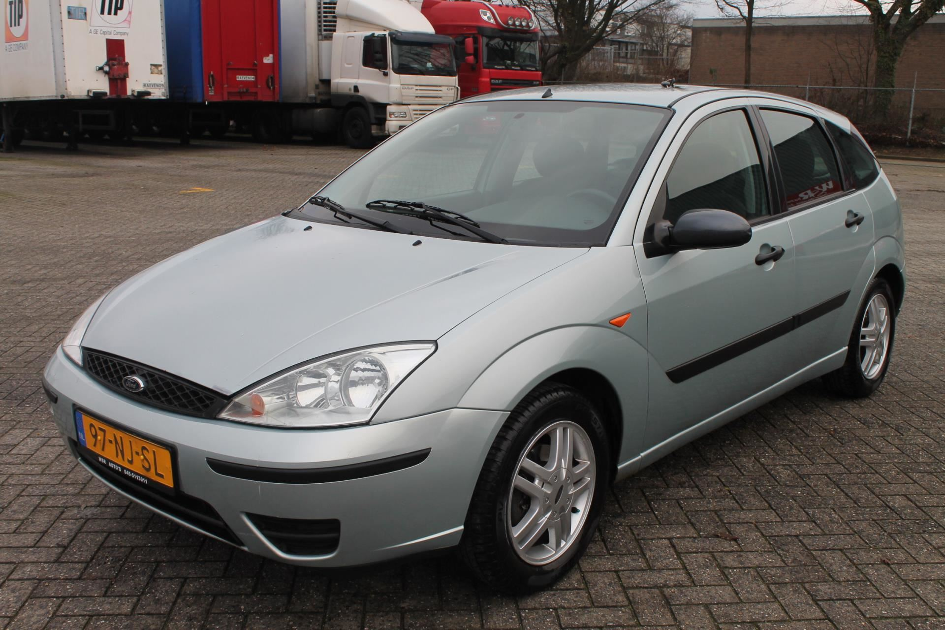 Ford Focus occasion - WSR Transport