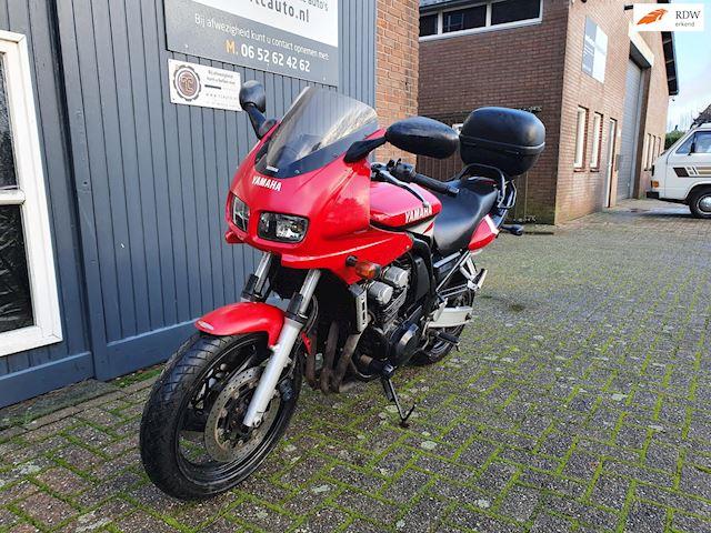 Yamaha Tour FZS 600 Fazer