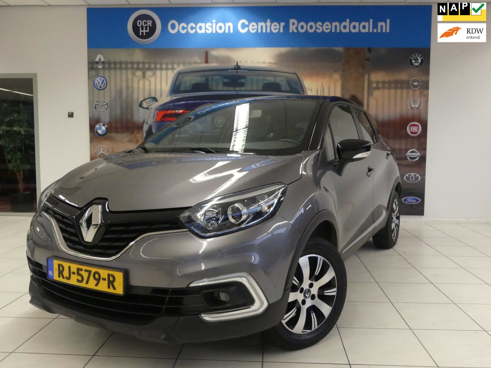 Renault Captur occasion - Occasion Center Roosendaal