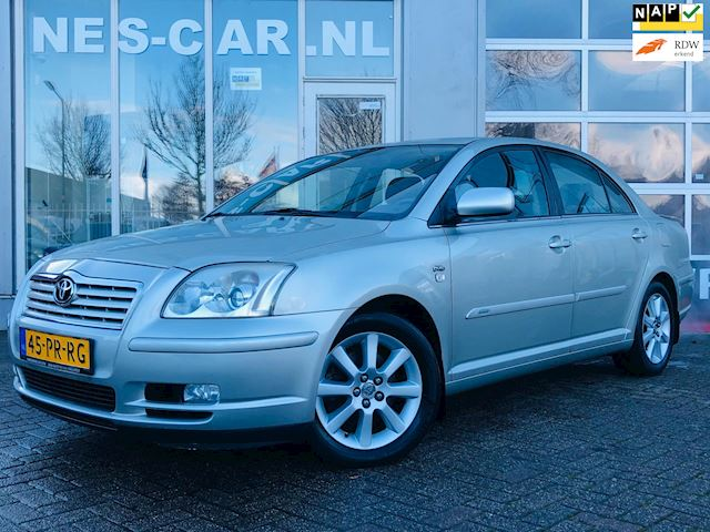 Toyota Avensis occasion - Nescar