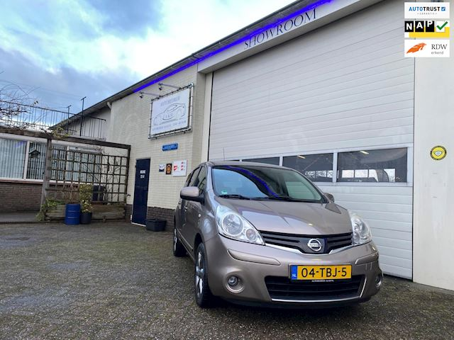 Nissan Note 1.6 Connect Edition AIRCO CRUISE CONTROL MOOIE AUTO