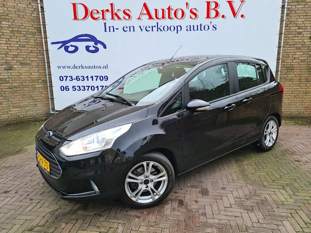 Ford B-Max 1.0 EcoBoost Trend
