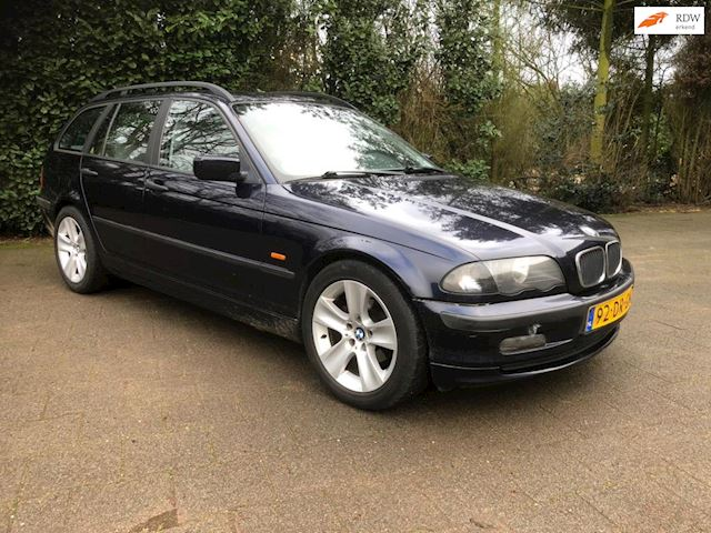 BMW 3-serie Touring occasion - Geerts automobielen