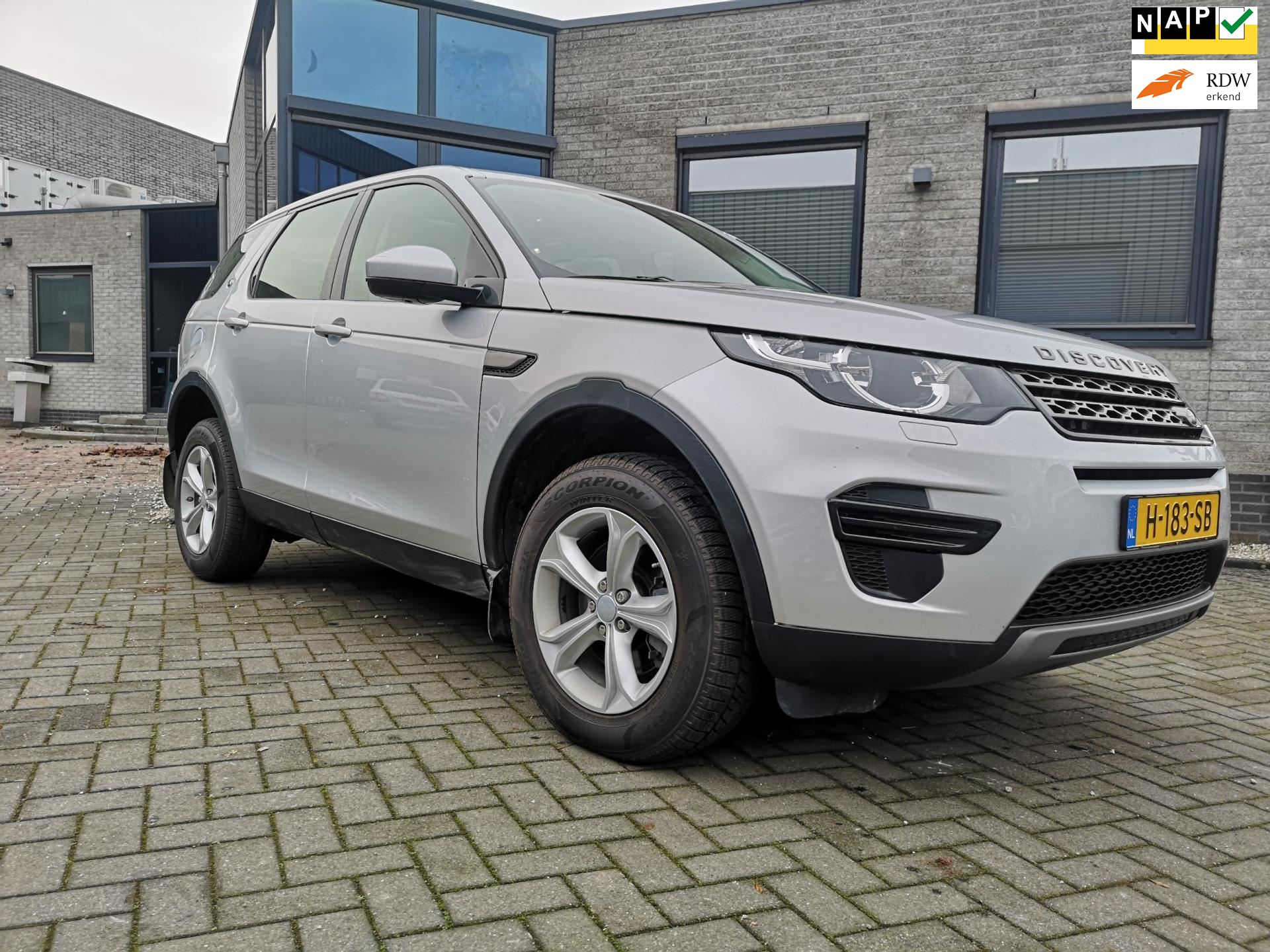 Land Rover Discovery Sport occasion - Polarcars B.V