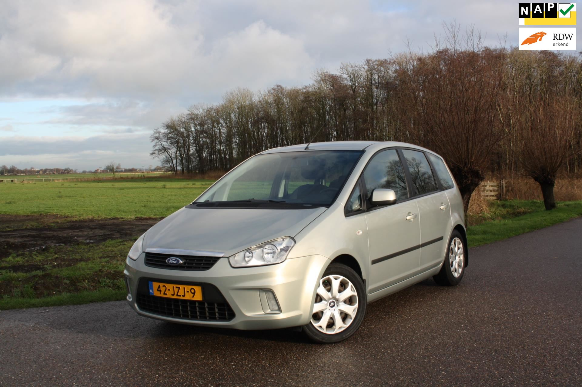 Ford C-Max occasion - Favoriet Occasions