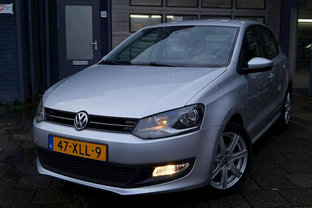 Volkswagen Polo 1.2 TSI BlueMotion Comfort Edition  | Airco | Cruise | N.A.P