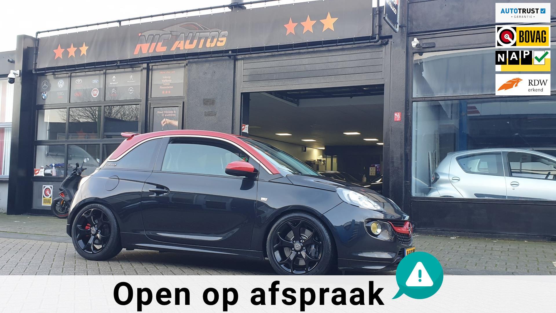 Opel ADAM occasion - Nic Autos