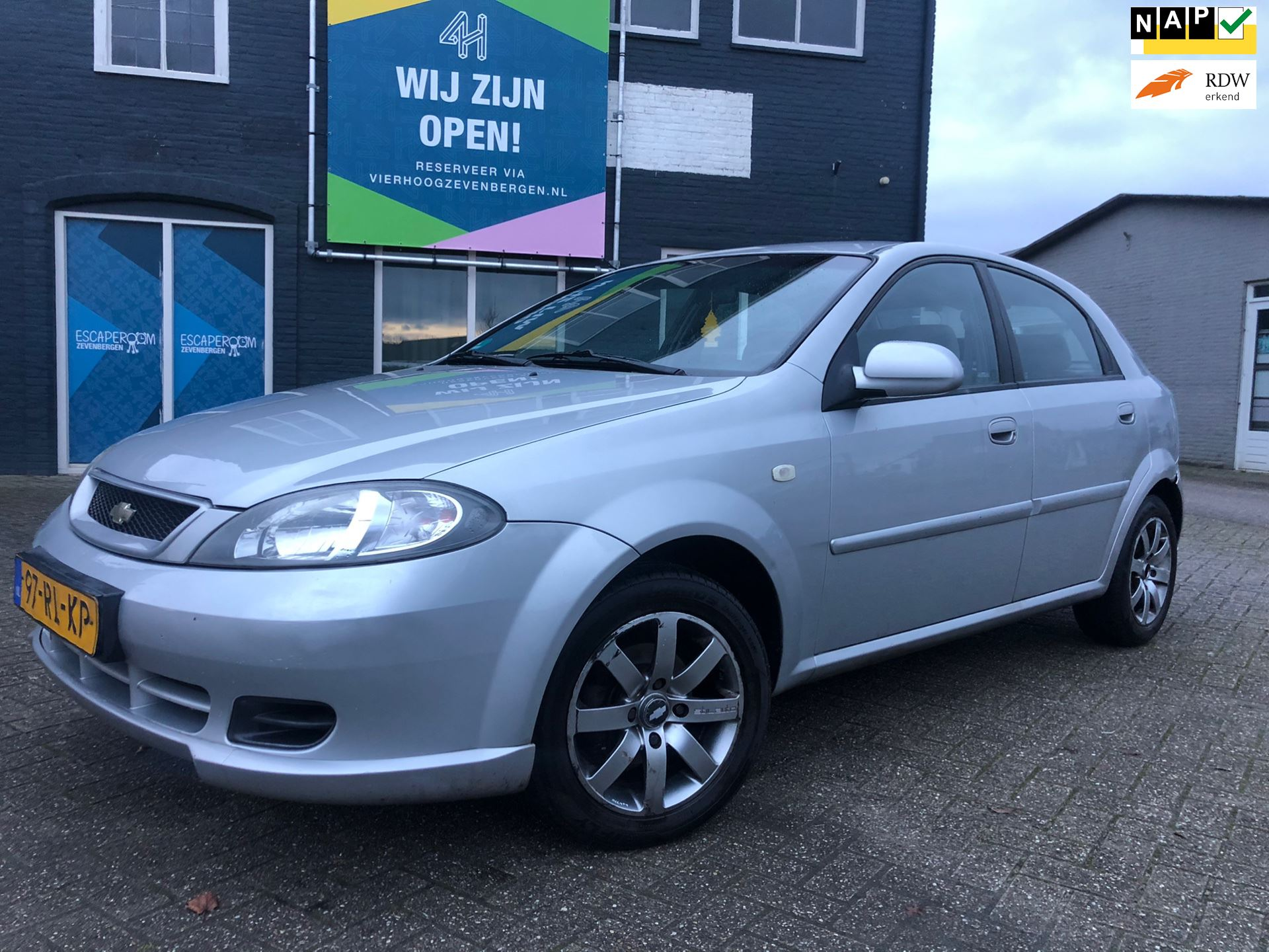 Chevrolet Lacetti occasion - Limited Car
