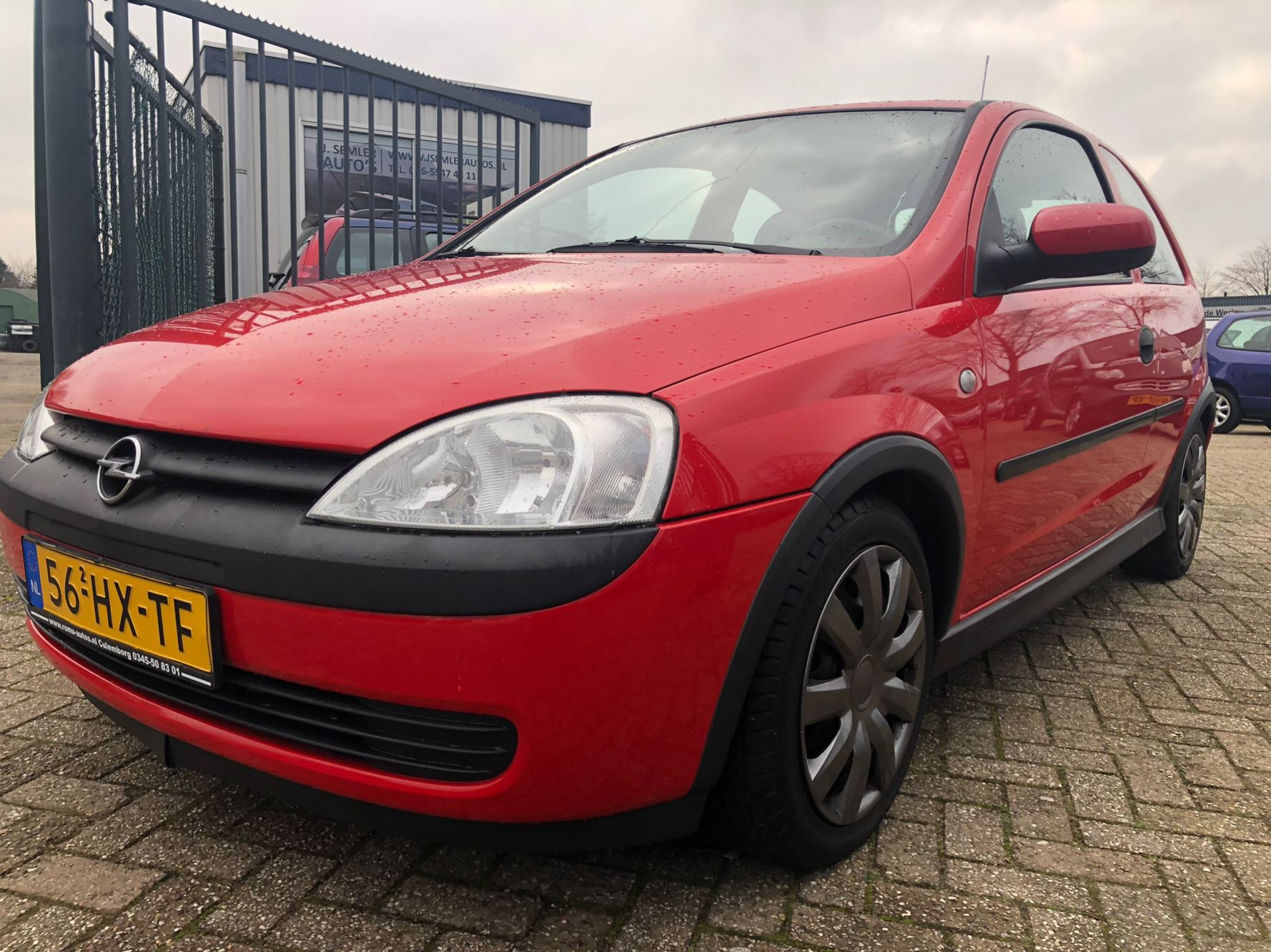 Opel Corsa occasion - All In