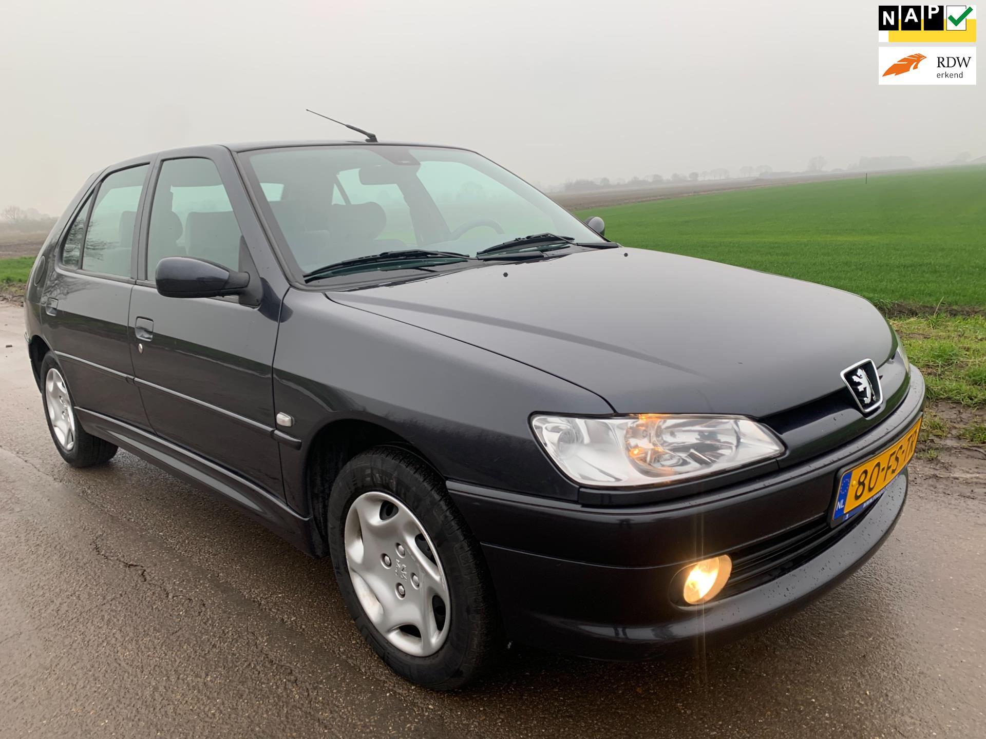 Peugeot 306 occasion - Van der Made Auto's
