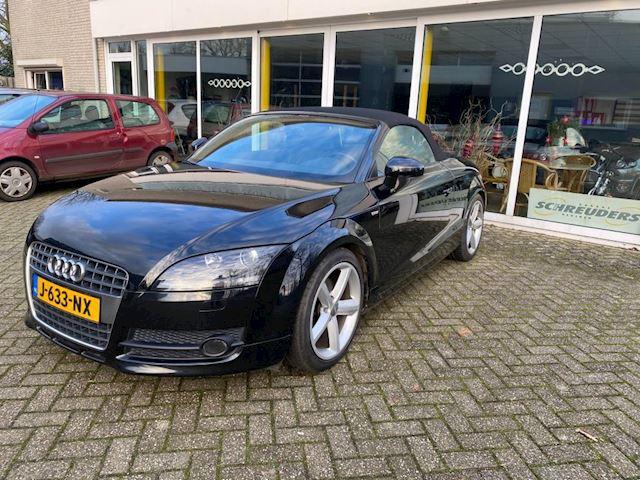 Audi TT Roadster occasion - Garage Schreuders